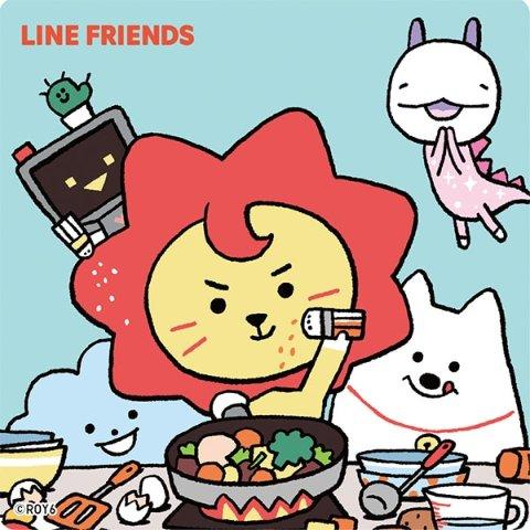 王源联合设计 €14.9就收Uniqlo × ROY6 by LINE FRIENDS 首次联名发售 欢乐来袭