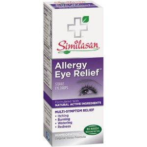 $6.98Similasan Allergy Eye Relief Sterile Eye Drops 0.33Fl Oz