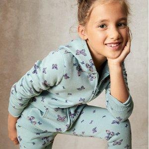 低至3.6折  $8/条起OshKosh BGosh 儿童长裤特卖 快收内里绒保暖款$8