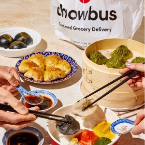 Up to 50% offDealmoon Exclusive: Chowbus Chinese New Year Promotion