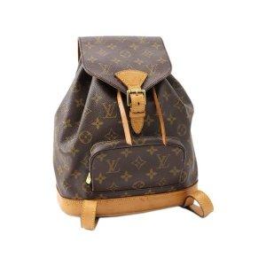 Louis Vuitton老花双肩包