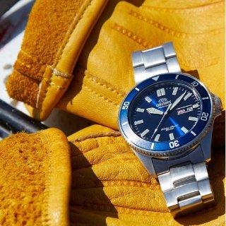 低至2.7折 封面潜水风$180独家:Orient 精选腕表促销 月相机械太划算