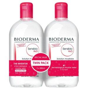 Bioderma卸妆水2瓶