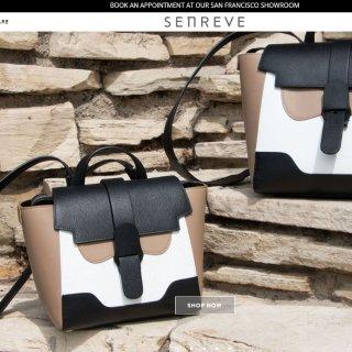 这个秋天爱不释手的Senreve包包