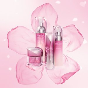 Choose your Skincare Bonus (up to $191 value)With White Lucent Collection purchase @ Shiseido