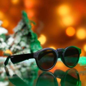 Bose6.5折,周围人听不到的环绕式音响蓝牙智能音频眼镜(过滤高达99%的UVA和UVB)