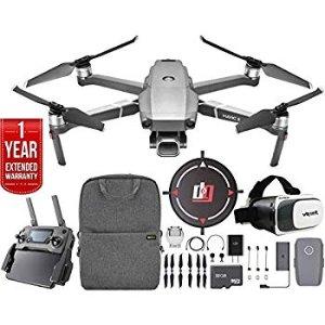 DJI Mavic 2 Pro Drone Quadcopter with Hasselblad Camera and 1-inch CMOS Sensor Bundle