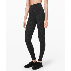 LululemonAlign Pant Super High-Rise *28