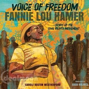 $11.02Voice of Freedom: Fannie Lou Hamer: The Spirit of the Civil Rights Movement