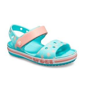 拖鞋11.2  绒里款$13.1最后一天:Crocs官网 童鞋促销款低至4.3折+额外7.5折
