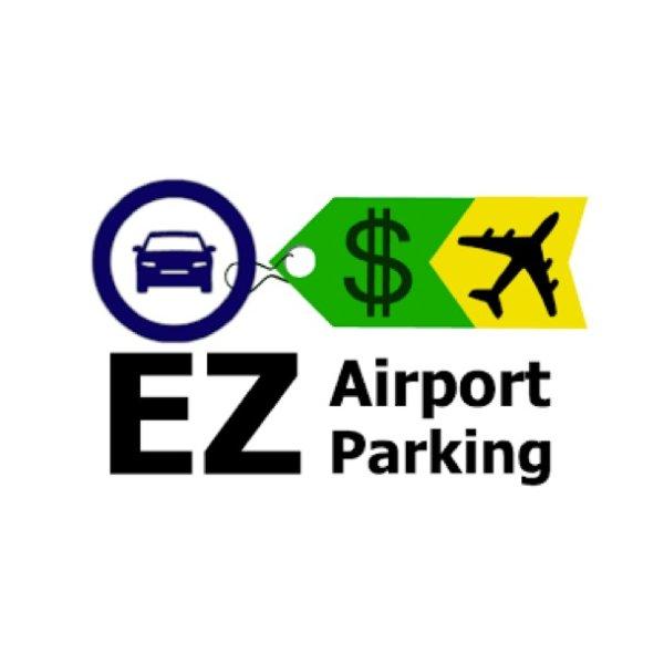 EZ Airport Parking 停车票