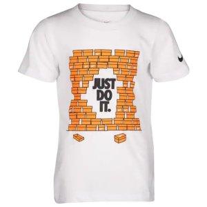 NikeJDI Anniversary Shoebox T-ShirtBoys' Grade School
