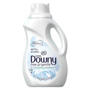 $1.95Downy Liquid Fabric Softener, Free & Gentle