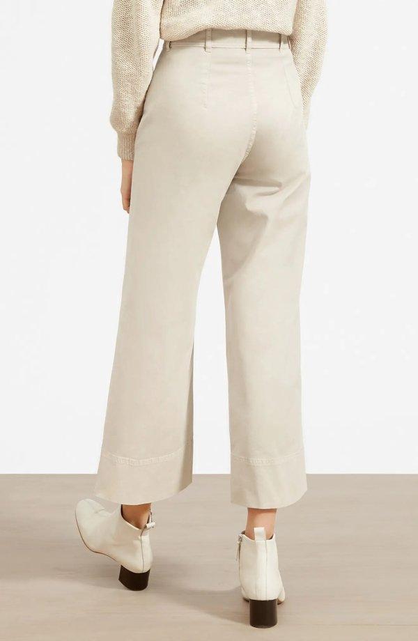 The Lightweight 阔腿裤