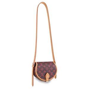 Louis Vuitton马鞍包