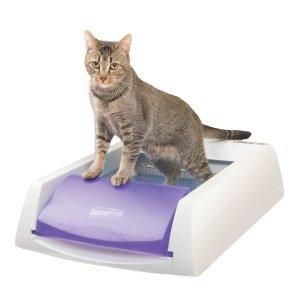 ScoopFree Original Automatic Cat Litter Box