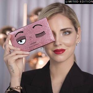 送正装宝石口红(价值$54)Lancôme x Chiara Ferragni 合作款彩妆 收限量眼影盘
