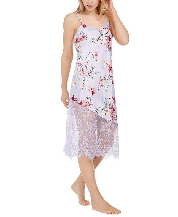蕾丝睡衣裙