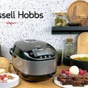 折后€59 原价€119Russell Hobbs 多功能电饭锅 5升大容量 炖煮蒸全能选手
