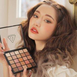 低至4折+额外8.5折起3CE 全线美妆大促 颜值与实力并存的潮牌彩妆 €6收心形唇膏