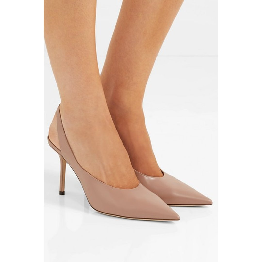 Ivy 85 leather 高跟鞋