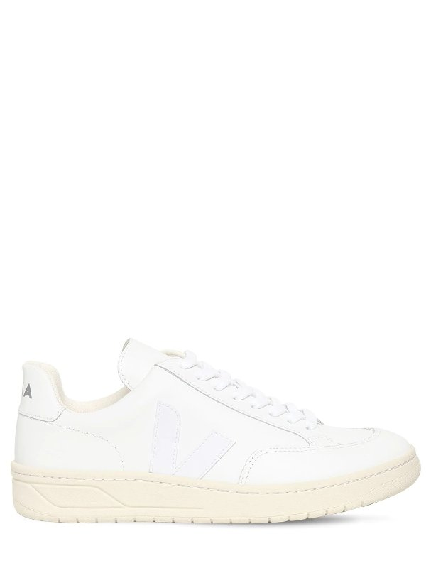 V-12小白鞋