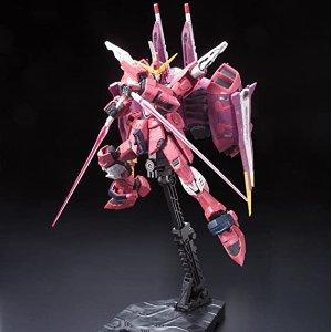 BandaiHobby No.09 Justice Gundam Seed 1/144-Real Grade