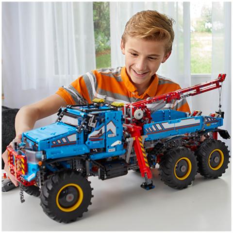 直降£70 £149.99收封面同款 折扣延长Lego热门产品惊现好价 热门卡车+经典建筑 价格海淘有优势
