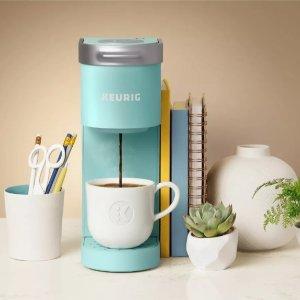 Coming Soon: Keurig K-Mini single-serve coffee maker