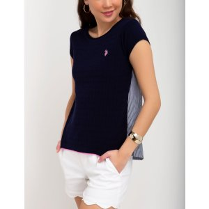 US Polo Association短袖毛衣