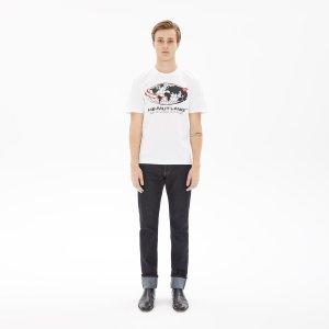 Helmut Langlogo T恤
