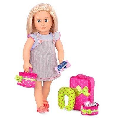 娃娃旅行套装