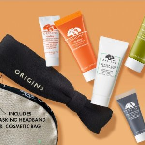 Dealmoon Exclusive! Free 7-Piece KitWith $65+ Purchase @ Origins
