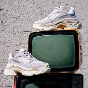 无门槛8.5折 多款配色Balenciaga精选新品 SWAG老爹鞋、机车包热卖