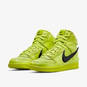 30日美东10点 $180包邮Nike官网 即将发售Dunk High x AMBUSH合作款运动鞋