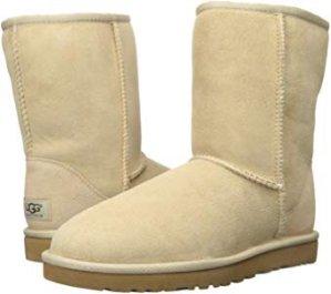$61.17(原价$155.00)UGG Australia女士雪地靴特价热卖