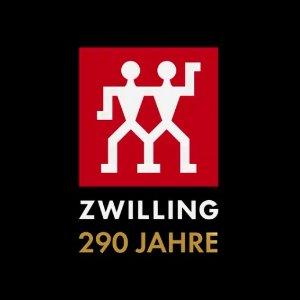 额外9折 €80就收刀具8件套Zwilling 双立人290年周年庆!推荐菜刀套装、铸铁锅、餐具