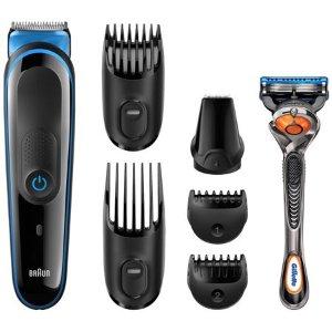 $16.99 (原价$29.99)Braun MGK3045 博朗7合1毛发、胡须修剪套装