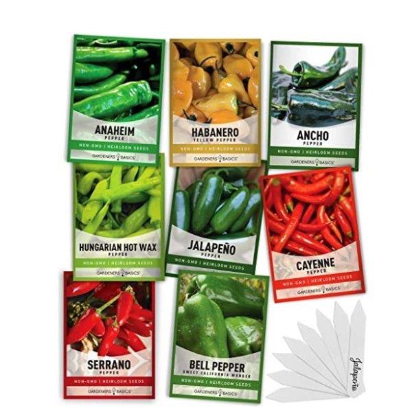 种子组合8包