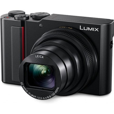PANASONIC LUMIX ZS200 4K 15X Camera