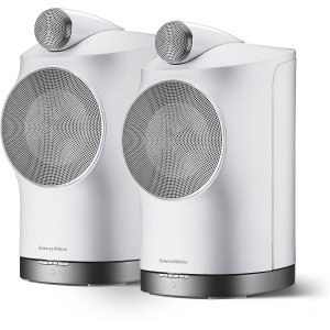 B&WBowers & Wilkins Formation Duo (White) Wireless powered speaker system with Apple AirPlay® 2 and Bluetooth® at Crutchfield