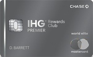Earn 80,000 bonus pointsIHG® Rewards Club Premier Credit Card
