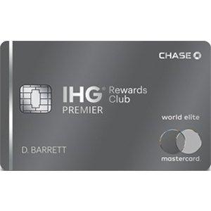 Earn 125,000 bonus pointsIHG® Rewards Club Premier Credit Card