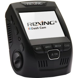 Rexing V1 Plus 1080p Dash Cam
