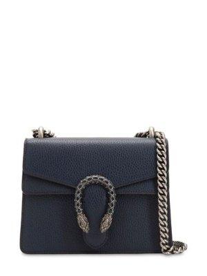 Gucci MINI DIONYSUS BAG W/ CRYSTAL BUCKLE