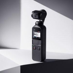 限量优惠,先到先得 $299.2即将截止:DJI Osmo Pocket 灵眸Osmo口袋云台相机套装, 立省$105