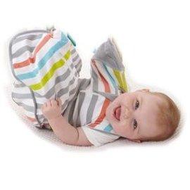 Amazon.com: Love To Dream Swaddle UP 50/50, Multi Zig Zag, Large, 18.5-24 lbs: Baby