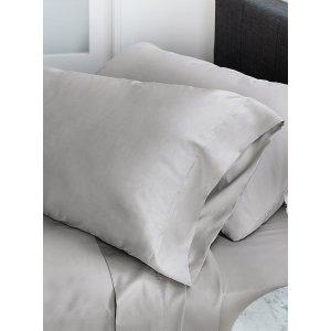 埃及棉竹纤维枕套