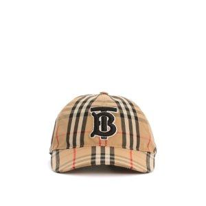 Burberry棒球帽