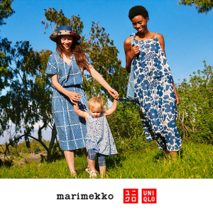 终于开售 €14收联名T恤Uniqlo X Marimekko 2021春夏联名 平价get芬兰国宝级设计